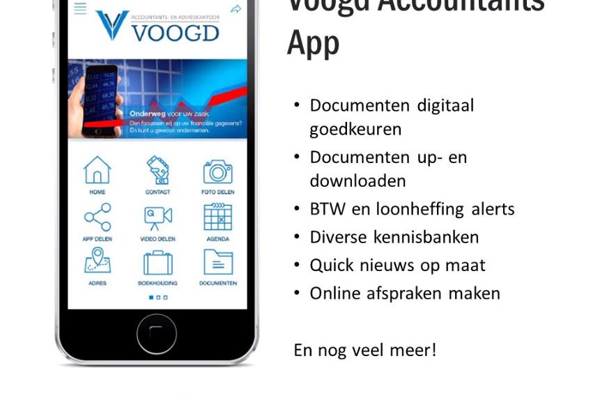 Voogd Accountants App