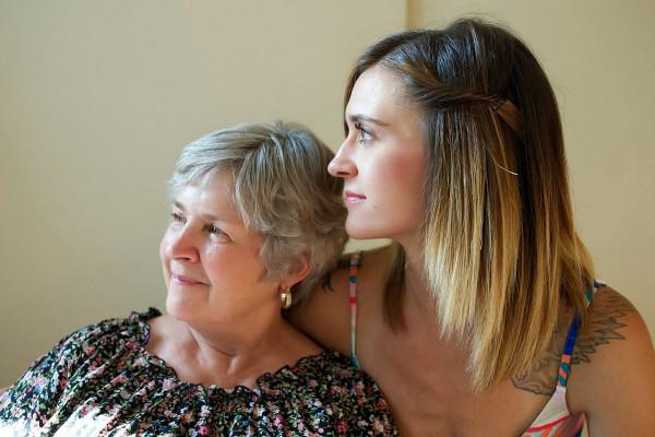 WW na betaalde zorg voor moeder?